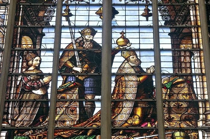 Kathedrale ein geschenk karls v an gattin isabella von portugal