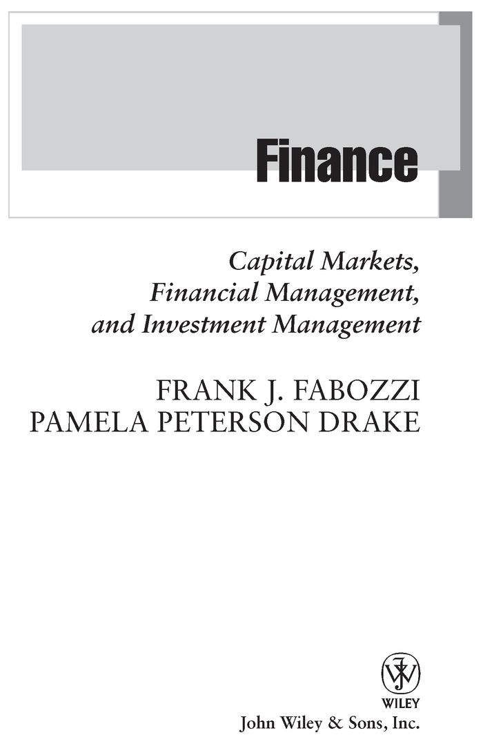introduction to structured finance fabozzi pdf