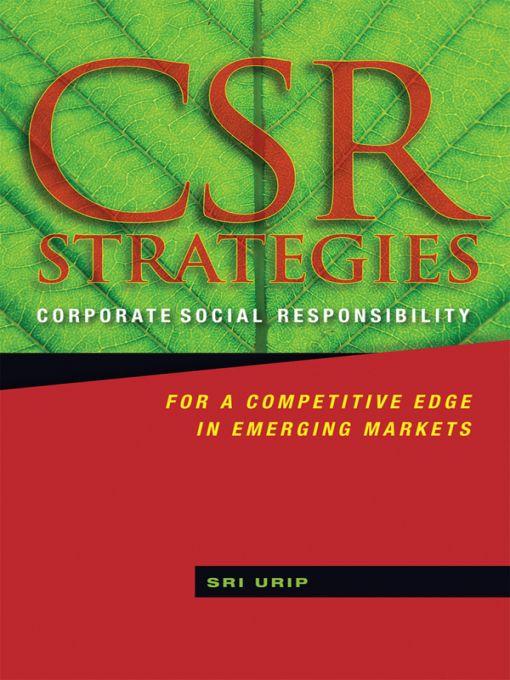 csr banks strategy master thesis pdf