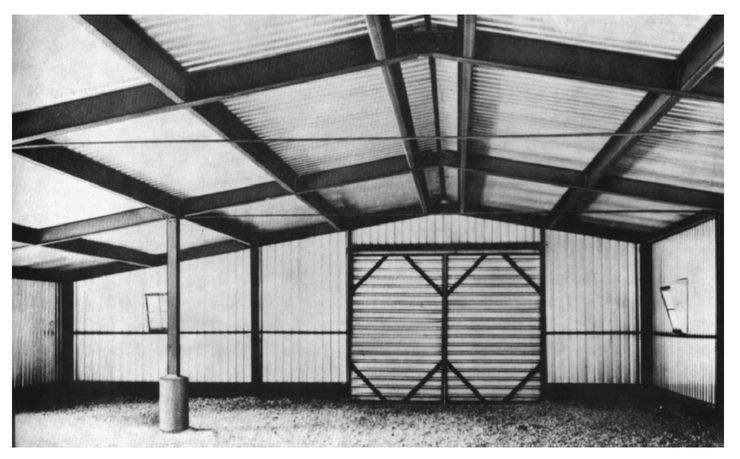 Rigid Steel Frame :