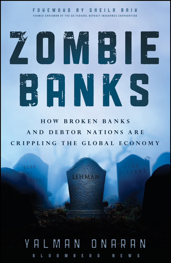 zombie banks Japan serves as a cautionary tale for italy on how to clean up banking-sector  problems a general lesson is the need for policies to forthrightly address.
