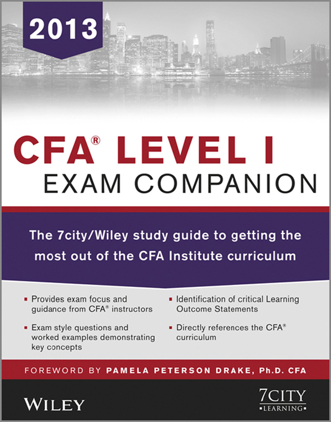 CFA Level 1 Study Guide: My Top Recommendation