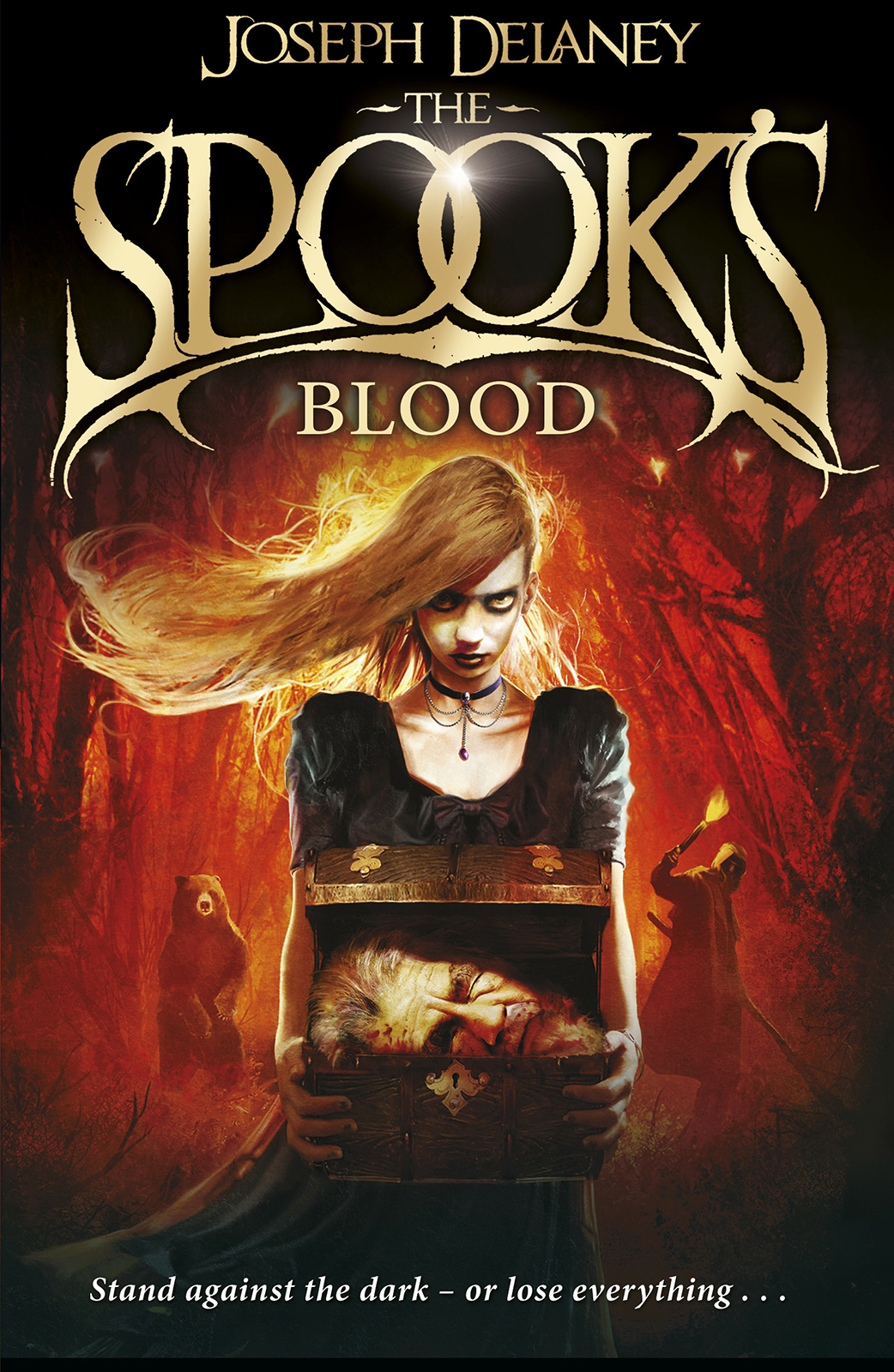 The Spook\'s Blood
