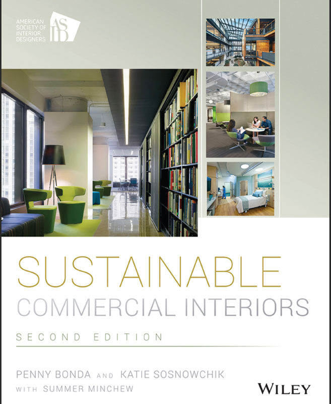 Sustainable commercial interiors for Sustainable interior design products