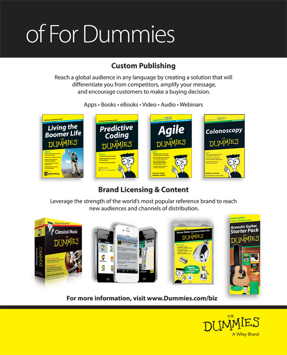 Wiley Act For Dummies Two 28 Images Cover For Dummies