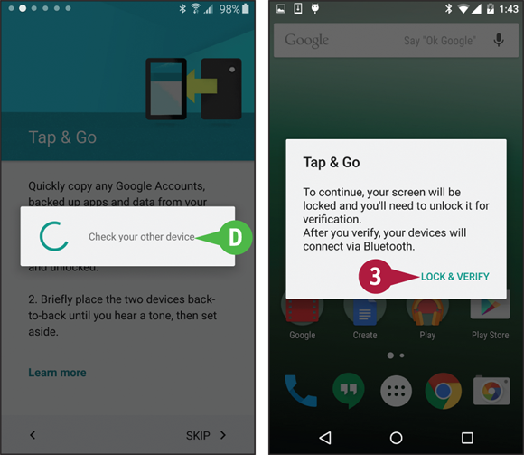 how to set up voicemail on samsung s6