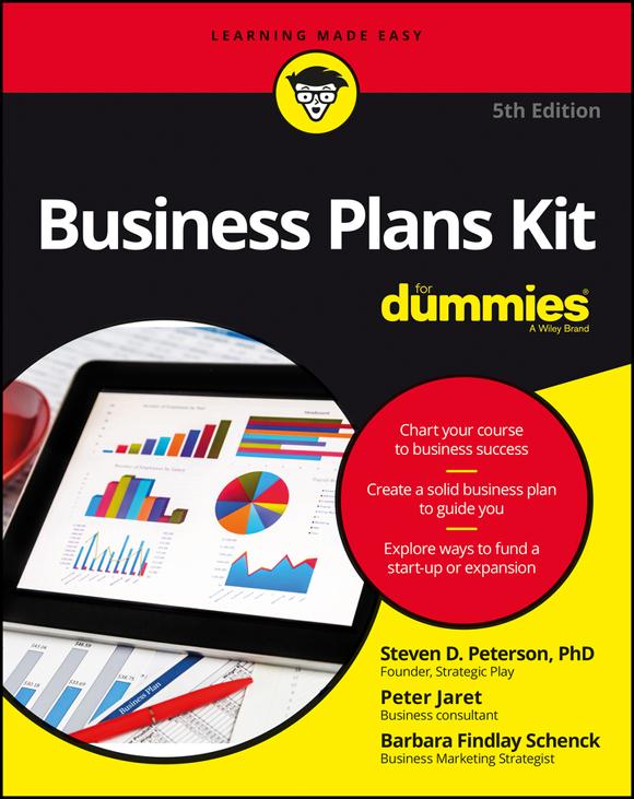 Steve Peterson – Business Plans Kit for Dummies (2nd Ed.)