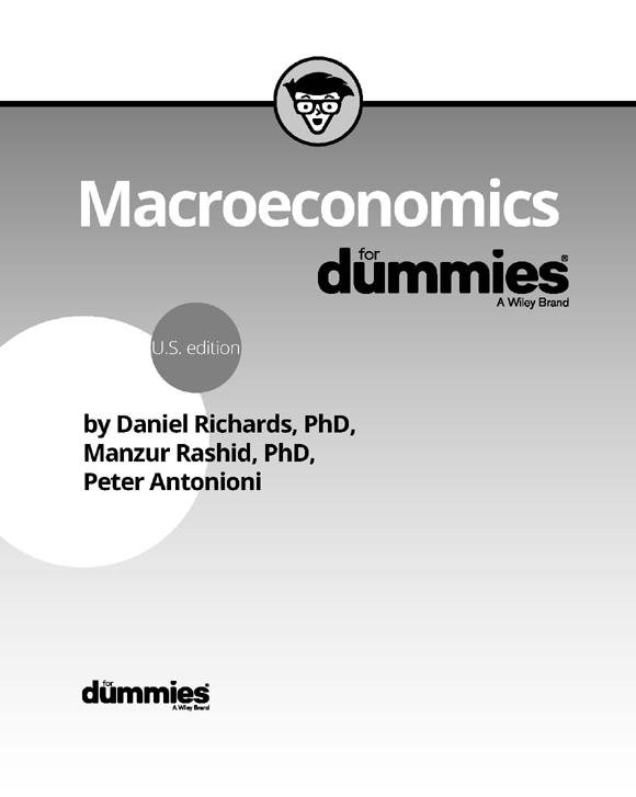 macroeconomics for dummies pdf download