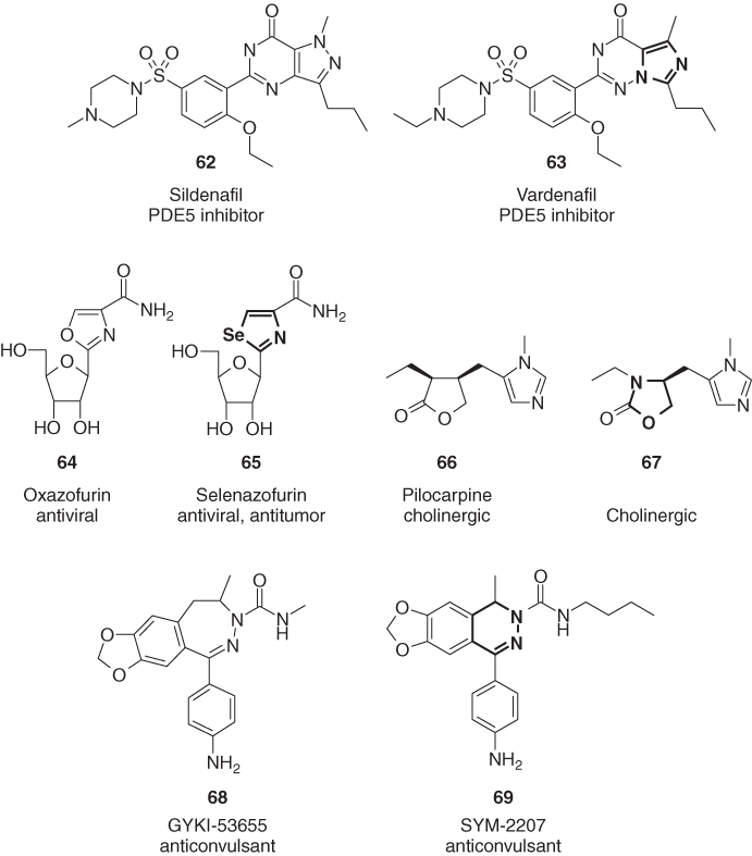 heterocycles types and biosynthesis This review highlights the biosynthesis of heterocycles in polyketide  type i  pks are multimodular megaenzyme complexes that produce.