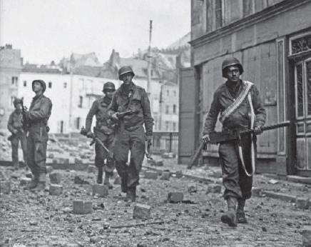Metz 1944: Patton's fortified nemesis