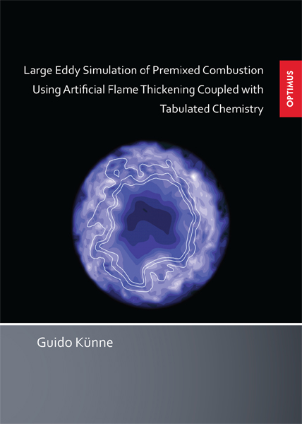Large Eddy Simulation Of Premixed Combustion Using Artificial Flame